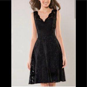 B2 Jasmine Bridesmaid B163065 All Over Lace Dress